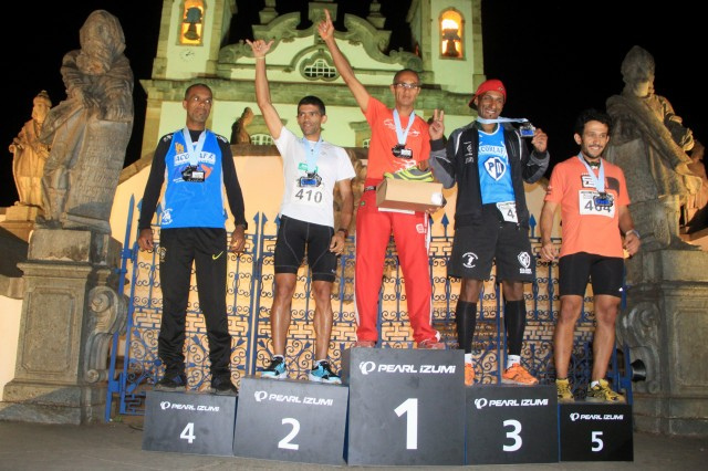 Pódio CIMTB Pearl Izumi Night Run (Bruno Fernandes/Noispedala)