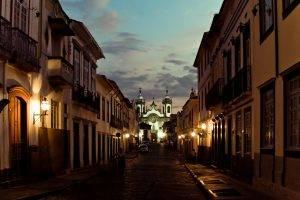 Alvorecer em São João del-Rei, por Elmo Alves