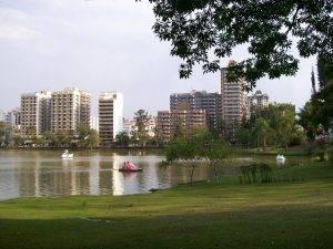 Parque das Águas de São Lourenço - MG