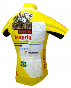 Costas Camisa Copa Pro
