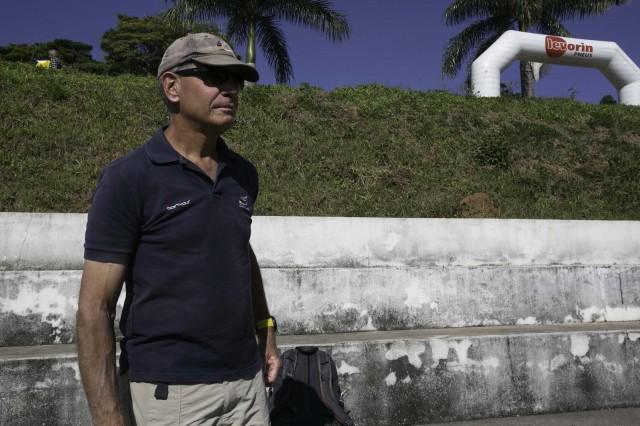 Jim Cromptom da UCI. Foto: Bruno Senna
