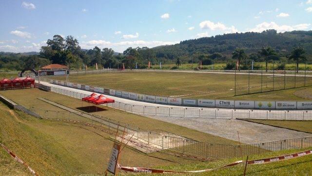 Campus Tancredo Neves pronto para a CIMTB Levorin (Crédito: Gustavo Coelho/CIMTB)