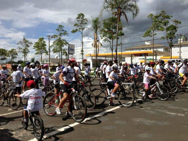 Texto 9 - Passeio Ciclístico em Araxá - Crédito Divulgação