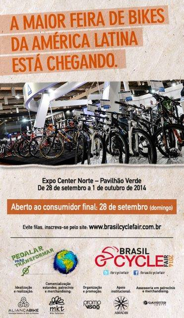 Email Mkt - Brasil Cycle Fair