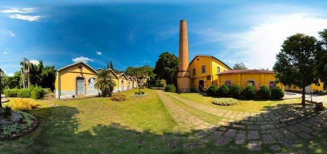 Centro Cultural e Turístico Brasital (Crédito: Foto Studio)