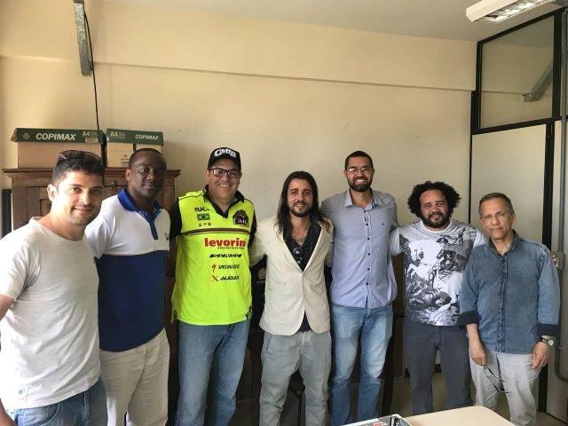 Equipe da CIMTB Levorin reúne com representantes da Prefeitura e UFOP em Ouro Preto