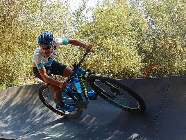 Tricampeão Israelense de Mountain Bike confirma participação na CIMTB Levorin