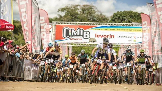 1º prova no Brasil do Ciclo de Tóquio, CIMTB Levorin reúne principais atletas nacionais de MTB