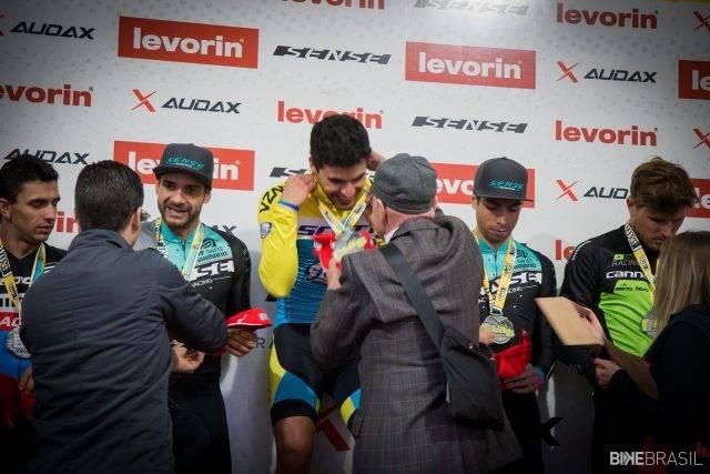 Bike Brasil: Pai da mtb comandou pedalada em SP e premiou campeões da CIMTB Levorin