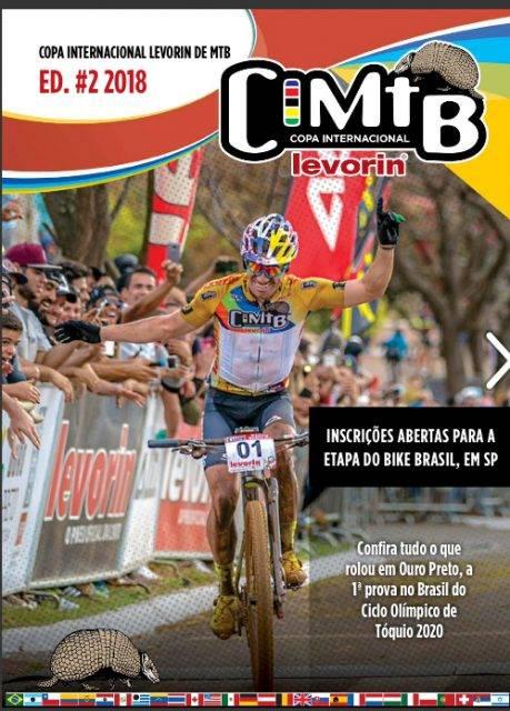 Confira a 2º edição da Revista Digital da CIMTB Levorin
