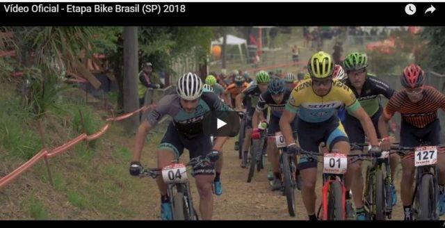 Confira o vídeo oficial da etapa Bike Brasil, em São Paulo