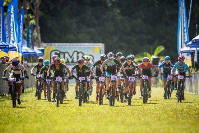 CIMTB Michelin mantém XCO para categorias femininas