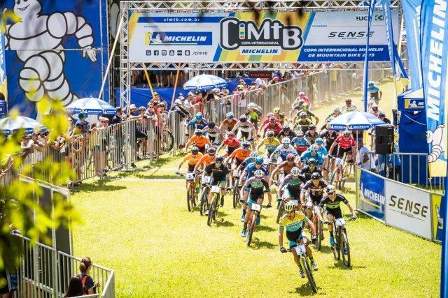 Maratona abre etapa de Araxá da CIMTB Michelin