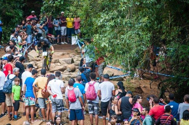 Etapa de Petrópolis fecha com largadas CIMTB Michelin