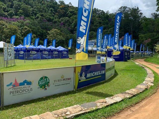 CIMTB Michelin reúne cerca de 700 atletas em Petrópolis