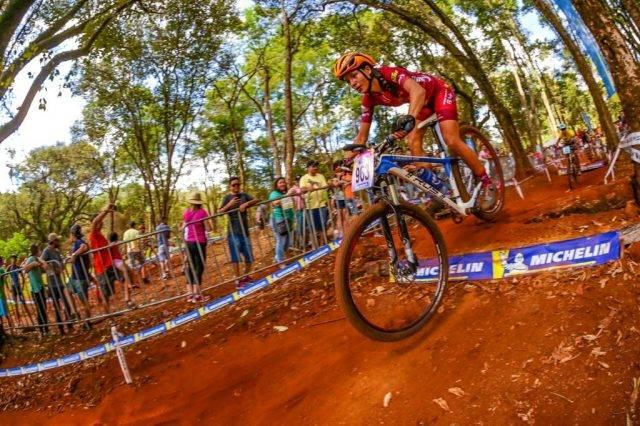 UCI Júnior Series reúne melhores atletas da categoria em Ouro Preto