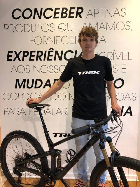 Trek Brasil apresenta seus novos atletas para temporada 2020