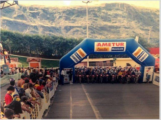 CIMTB Michelin inicia série com história do evento no Instagram